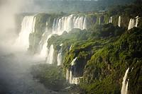 South America, Brazil, Iguaçu Falls