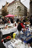 Austria, Vienna, the flea marketk, Flohmarkt