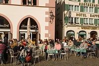 Germany, Schwabentor, Freiburg, Black Forest, Baden_Wurttemberg