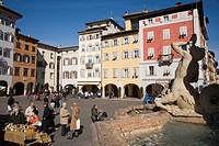 Italy, Trentino Alto Adige, Trento