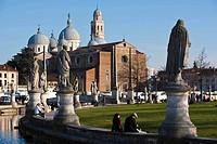 Italy, Padua, Veneto, Basilica St. Anthony