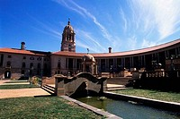 SOUTH AFRICA, PRETORIA, PARLIAMENT BUILDINGS