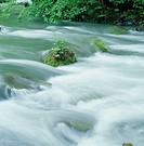 Rapid River, Aomori, Japan