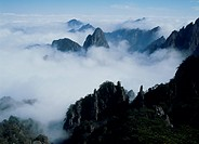 Mount Huangshan, Anhui Province, China