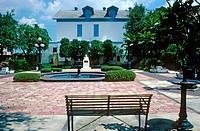 Ybor City Park Tampa Florida