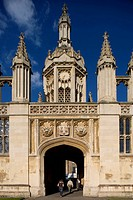 UK, England, Cambridge, King´s College