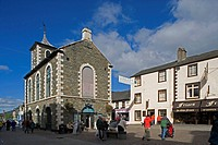 United Kingdom, England, Keswick, Moot Hall