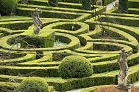 Italy, Veneto, Verona, Giusti Gardens