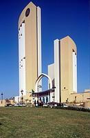 Africa, Libya, Tripoli, the Corinthia Bab Africa hotel