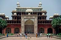 India, Uttar Pradesh, Sikandra, Sikander Lodi mausoleum