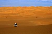 Libya, Sahara desert, Erg Awbari