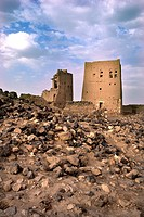 Yemen, Marib, archaeological site