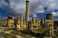 Libya, Cyrene, Apollo Temple