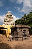 Thiyagarajaswamy temple, Siva, Saivite, at Thiruvotriyur, Chennai, Tamil Nadu, India