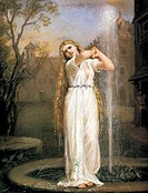 John William Waterhouse _ Undine