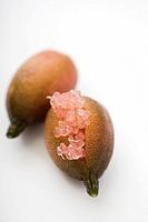 Australian finger lime Citrus australasica