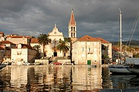 Church of Our Lady of Annuciation, Milna, Brac, Island, Croatia