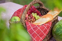 Picnic basket