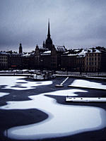 Winter in Stockholm, Architecture