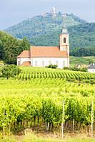Orschwiller, Alsace, France