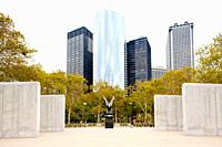 The East Coast War Memorial, Manhattan, New York City, USA