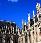 Palais de Justice, Rouen, Seine-Maritime department, Upper Normandy, France