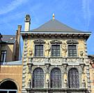 Rubenshuis ´Rubens House´, home and studio of Peter Paul Rubens, Antwerp, Belgium