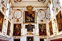 Oratorio di San Domenico, Palermo, Sicily, Italy
