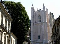 France, Pays de la Loire, Loire Atlantique, Nantes - Cathedral of Saint Pierre Saint Paul