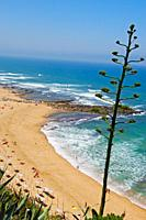 Ericeira, Praia do sul, Do sul beach, Mafra, Portugal, Europe.