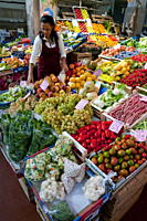 Market Trionfale, Quartiere Prati, Rome, Lazio, Italy, Europe