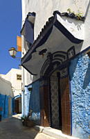 Kasbah des Oudaias, Rabat, Morocco, North Africa, Africa