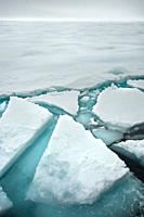Arctic Ice Sheets Longyearbyen, Nordaustlandet, South Severn Is, Svalbard, Norway