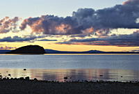Lake Taupo, Waikato, North Island, New Zealand, Pacific