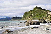 Gillespies Point, Westland Tai Poutini National Park, UNESCO World Heritage Site, West Coast, South Island, New Zealand, Pacific