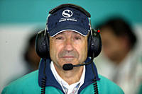 Car racing, Peter Sauber, Team manager Sauber_Petronas, Formel 1, Portrait