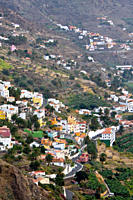 Views from La Gomera, Canary Islands, Spain La Gomera is the second_smallest of Spain´s Canary Islands, located in the Atlantic Ocean off the coast of...
