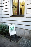 Hemp museum, Berlin, Germany