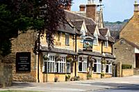 The Horse and Hounds Public House, Broadway, Worcestershire