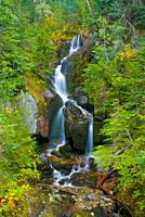 Seymour Peak Falls