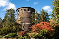 The Volunteer Park Water Tower, Seattle, Washington