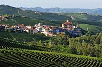 Barolo  Italy  The small town of Barolo nestled amongst vineyards in the Langhe region of Piedmont produces one of Italy's best known wines