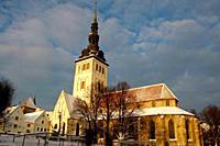 Christmas in Tallin Estonia