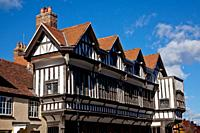 Tudor House building dates to 1492, Southampton, Hampshire, England
