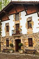 Etxebarri Restaurant Victor Arginzoniz Chef Atxondo Atxondo Valley. Biscay, Basque Country, Spain
