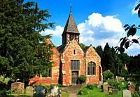 St Leonard's Church, Ribbesford, Bewdley, Worcestershire, England