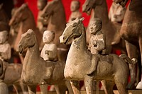 the Emperor Qins Terra_cotta Warriors,Terra_cotta,Terracotta,Terra cotta,Xian
