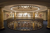 Interior Architecture Of El Ateneo Grand Splendid, Buenos Aires, Argentina