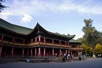 Urumqi,Xinjiang,Peoples Park