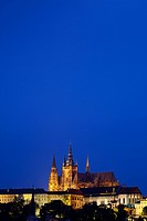 Prague, capital city of the Czech Republic